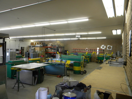 Sheet Metal Fabrication Hansberger Refrigeration And